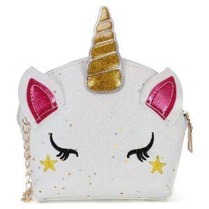Unicorn Glitter Purse